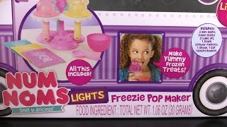 Num Noms Lights Freezie Pop Maker from MGA Entertainment