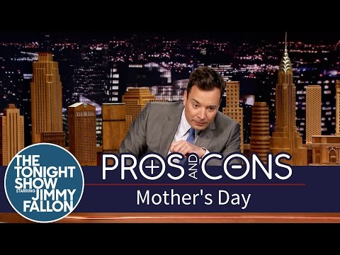 Pros and Cons: Mother's Day