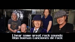 ACDC Rock The Blues Away Subtitulada