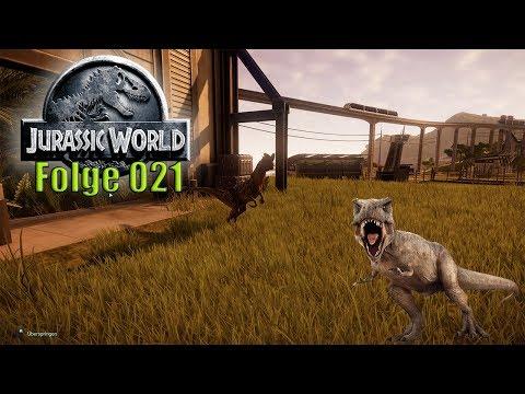 Die Dilos ziehen ein! ★ Jurassic World Evolution ★ Folge #021★ Gameplay Deutsch ★ PC/1440p
