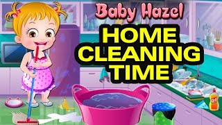 Baby Hazel Home Cleaning Game   Fun Learning Games For Children's   Baby Hazel Games