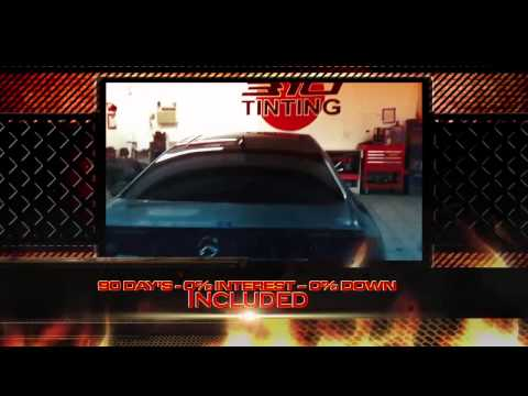 North Hollywood - Window Tinting in North Hollywood CA
