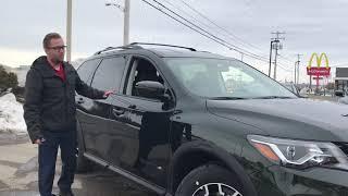 Présentation du Nissan Pathfinder Rock Creek 2019