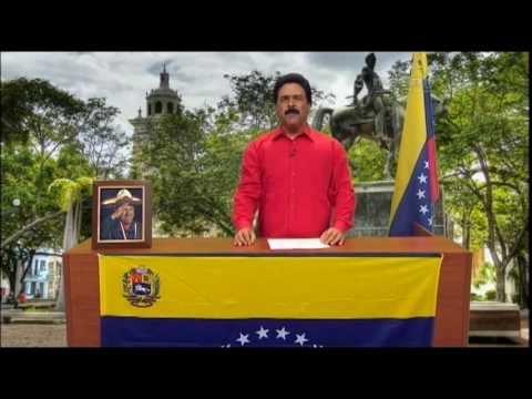 MADURO Y EVO HABLAN DEL ESPIA HUMOR