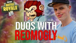 DUOS WITH * REDMOGLY* - Fortnite: Battle Royale [ GTA 5 Thug Life Compilation Legend ]