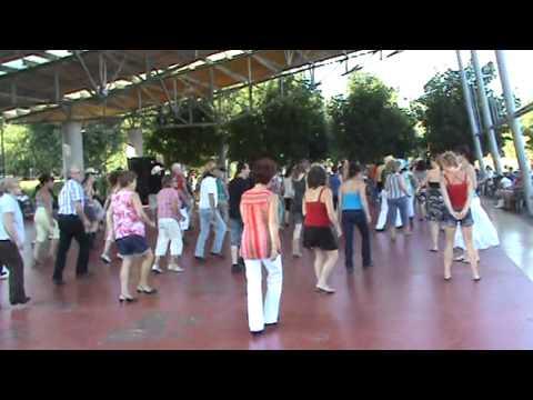 Danse en ligne Verdun été 2013