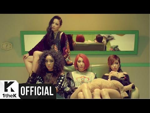 [MV] Brown Eyed Girls(브�운아�드걸스) _ Warm Hole(웜홀)