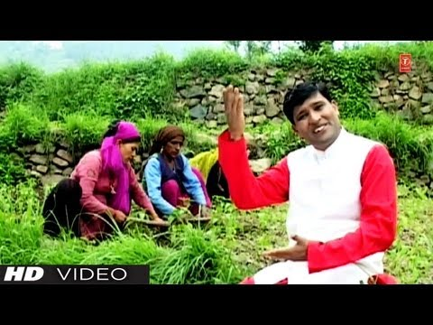 Preetam Bharatwan New Garhwali Song | Mero Himwanti Desa | 'saj' Album Songs 2013 video