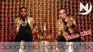 Special Hip Hop RnB Urban Party Twerk / Trap / Electro Pop Club 2018 Mix   50.000 Subscribers Mix