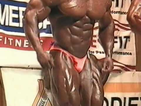 Culturismo Ronnie Coleman Lee priest... Madrid 1997. Parte II.