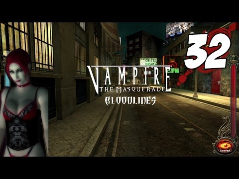 Vampire The Masquerade: Bloodlines #32 - Velvet
