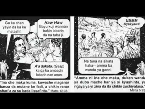 Gospel Love To Hausa.(jesus Roep Al Na Afrikaans) video