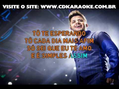 Cristiano Araújo E Humberto E Ronaldo   Simples Assim