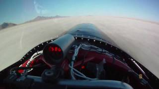 The Fastest Bike in the World - cockpit view