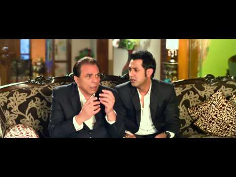 Official Trailer Double Di Trouble | Gippy Grewal | Dharmendra | Mukta Arts | Releasing 29 August video