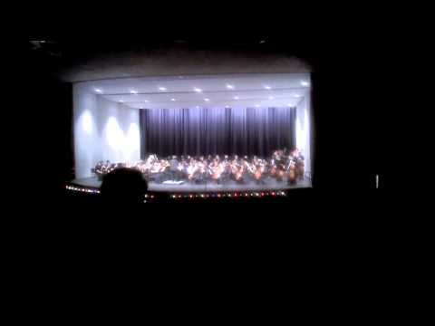 McClintock High School  Winter  Concert, 2012