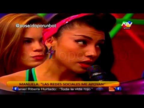 COMBATE: Diana Discute con Manuela Gomez 07/11/13