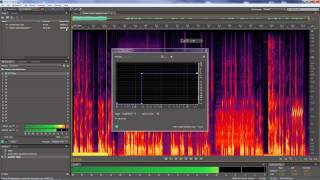 Adobe Audition -- Removing individual noises from audio clips
