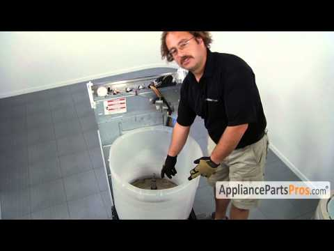 Washer Outer Tub (part #63849) - How To Replace