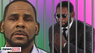 R. Kelly ATTACKED In Jail Cell!
