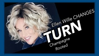 Ellen Wille Changes TURN Wig Review | Champagne Rooted | Compare to GIRL MONO!