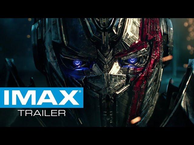 Transformers: The Last Knight IMAX® Trailer #2