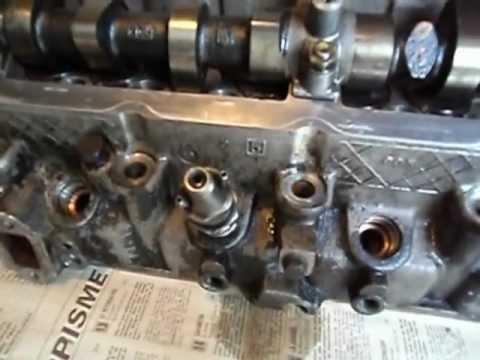 AUTOpsie: Les injecteurs diesel XUD.  démontage. nettoyage et tarage