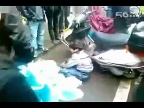 CHILD ABUSE HAS TO COME TO AN END!!! WARNING GRAPHIC FOOTAGE!