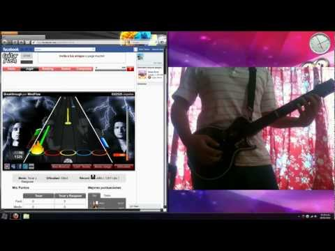Tutorial Gamers 4 Usar Guitarra de Guitar Hero en Guitar Flash