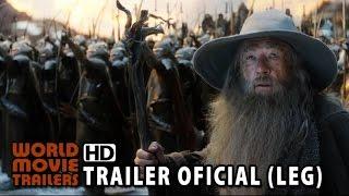 O Hobbit: A Batalha dos Cinco Exércitos Trailer Oficial #1 (2014) (legendado)