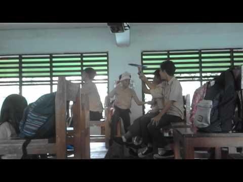 Bus Challenge SMPN 4 JAKARTA (8'3)
