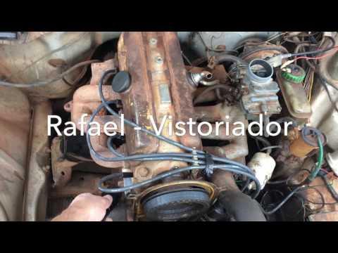 RAFAEL VISTORIADOR - local número motor e chassi (VIN) do GM Chevette Marajo 1986