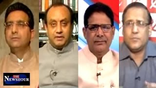 What Are The Gandhis Trying To Hide? The Newshour Debate (13th May)
