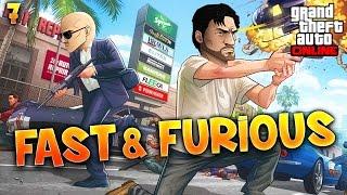 Fanta et Bob dans GTA V - Ep. 7 : FAST & FURIOUS !