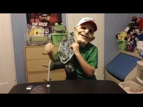 Grandpa's WWE Toy Reviews: Episode 12 [WWE '13 Review]