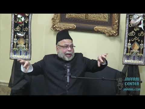 2nd Muharram 2019 1441 Maulana Sadiq Hasan Majlis