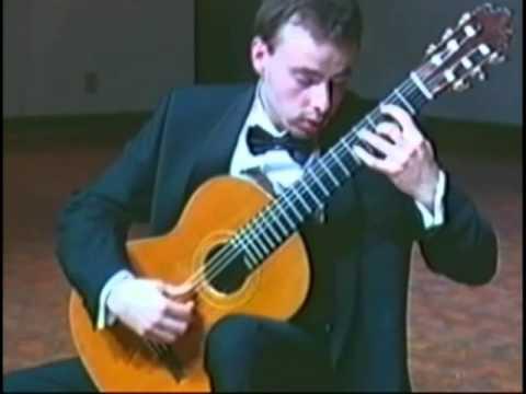 Lorenzo Micheli plays Llobet