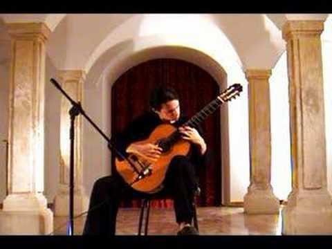 Leo Brouwer - Sonata Iii Toccata De Pasquini