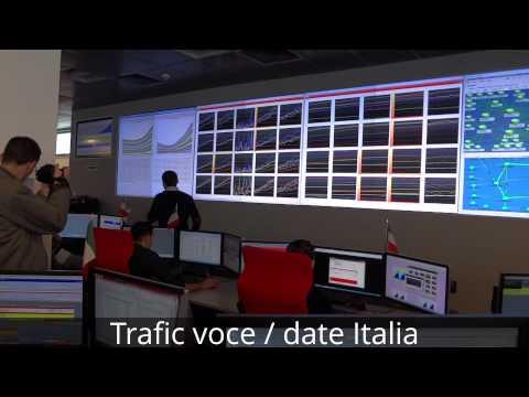 Vodafone Danubius Network Operations Center