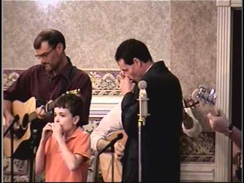 Amazing Grace Harmonica By Jonah Burke  Black Oak Baptist Church 1st Time Playing Amazing Grace video