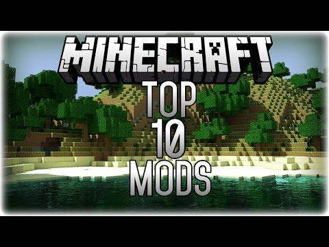 Top 10 Minecraft Mods (Minecraft 1.6.4/1.7.2/1.7.10) 2014