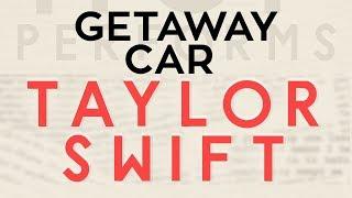 Getaway Car Taylor Swift By Molotov Cocktail Piano