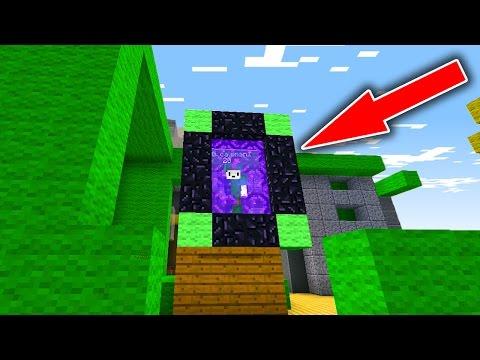 КАК СДЕЛАТЬ ПОРТАЛ НА БЕД ВАРСЕ? КУДА ОН НАС ЗАКИНЕТ? ЖЕСТЬ! - (Minecraft Bed Wars)