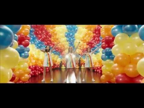 K3 10 000 luchtballonen achterstevoren !