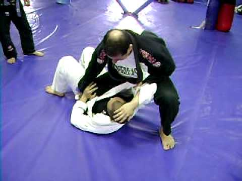 Vancouver Jiu-Jitsu - Knee on Belly to Bitch Lock - Marcus Soares Image 1