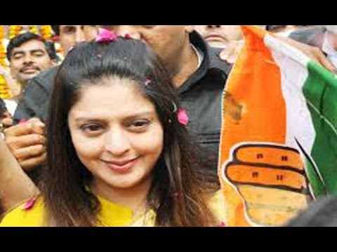 Actress Nagma Leads In Meerut video