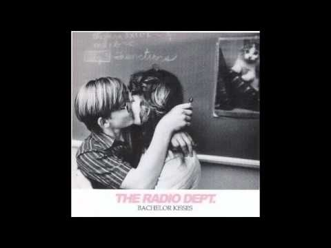 The Radio Dept. Bachelor Kisses