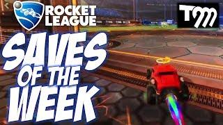 Rocket League - TOP 10 SAVES OF THE WEEK #48