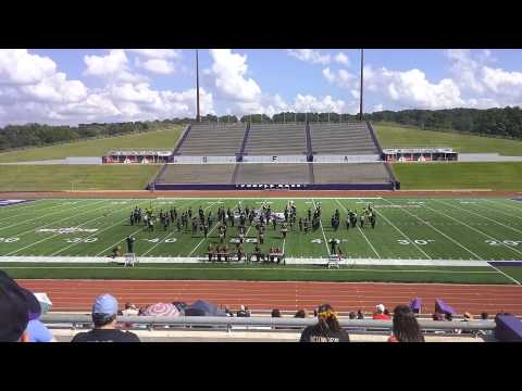 Arp High School Band:  2014 Region Marching Contest