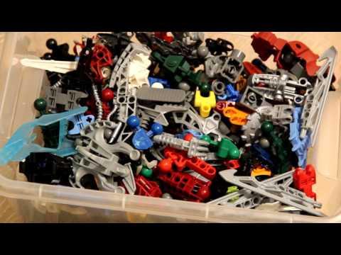 Посылки от подписчиков! Самая крутая и большая посылка от подписчика! (Lego Exo-Force, Bionicle)